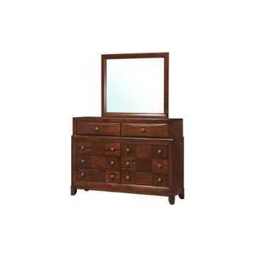 Oasis Oa D Global Furniture Oasis Oak Bedroom Dresser Oak