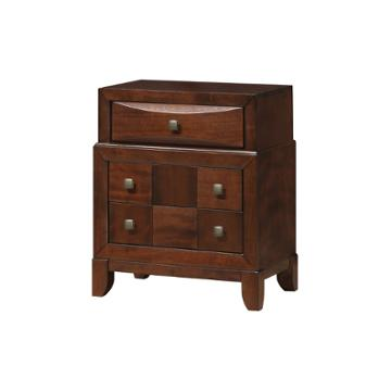 Oasis Oa Ns Global Furniture Oasis Oak Bedroom Nightstand Oak