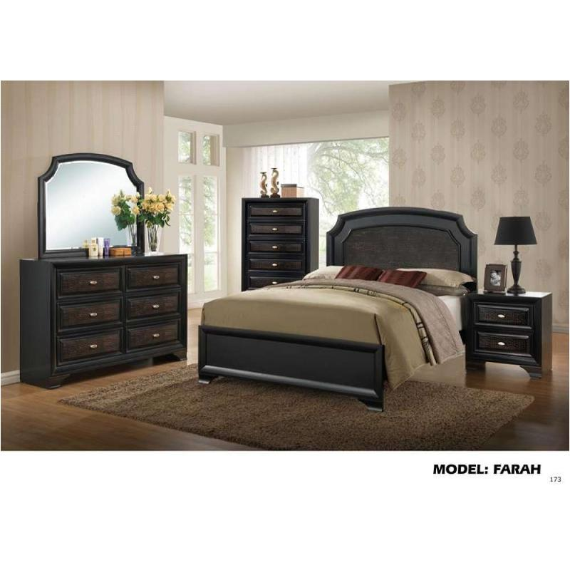 Amazing Farrah Ob D Global Furniture Farrah   Olivia Black Bedroom Dresser