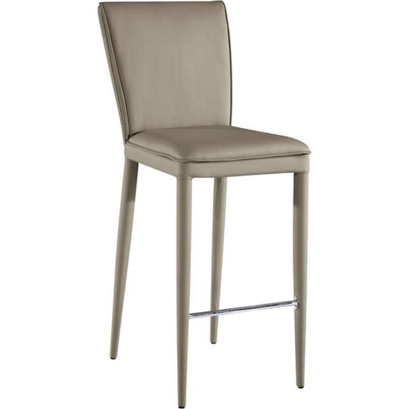 D6605bs Taupe Global Furniture Accent Stool