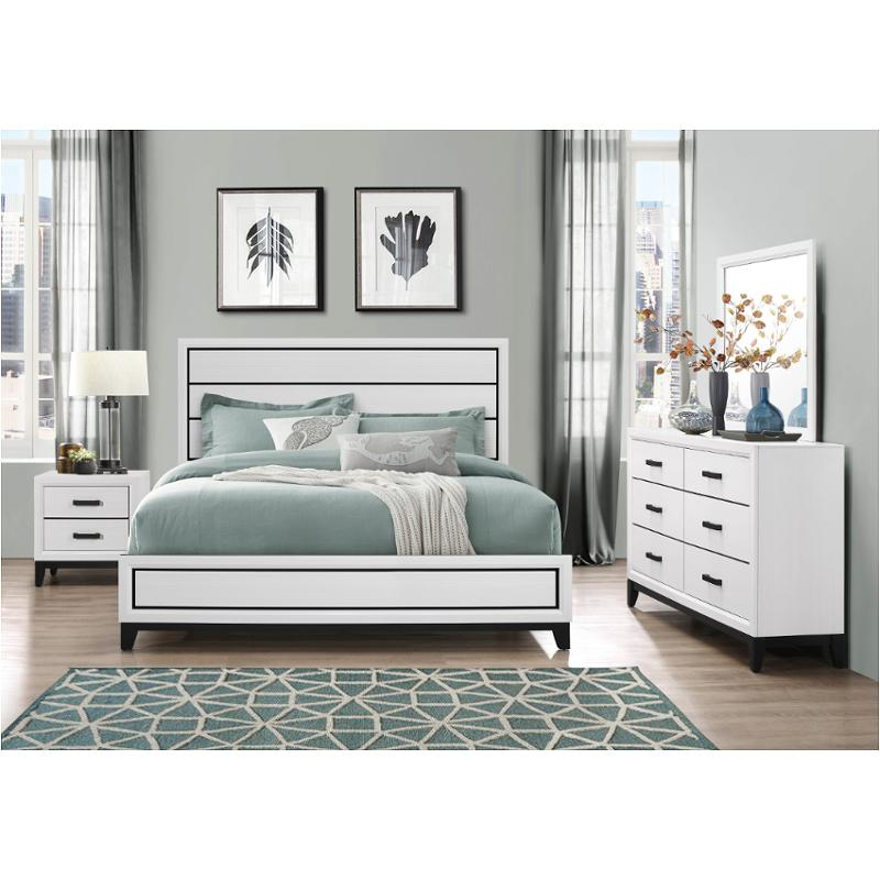 Kateqb Global Furniture Kate White Queen Bed Magnificent White Bedroom