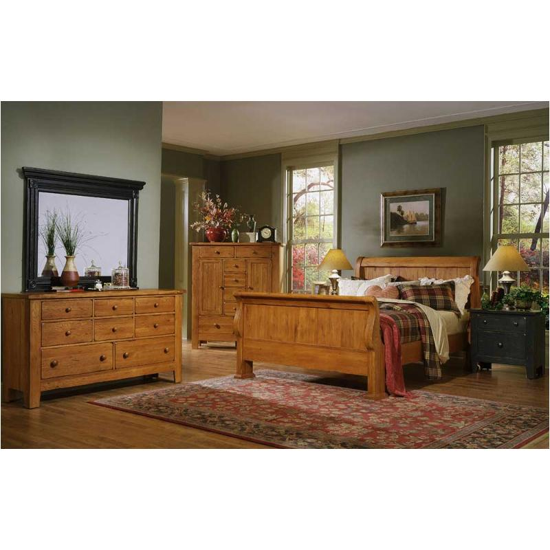 960 553 Vaughan Bett Furniture Grandmas Keepsakes Antique Oak Bedroom Bed