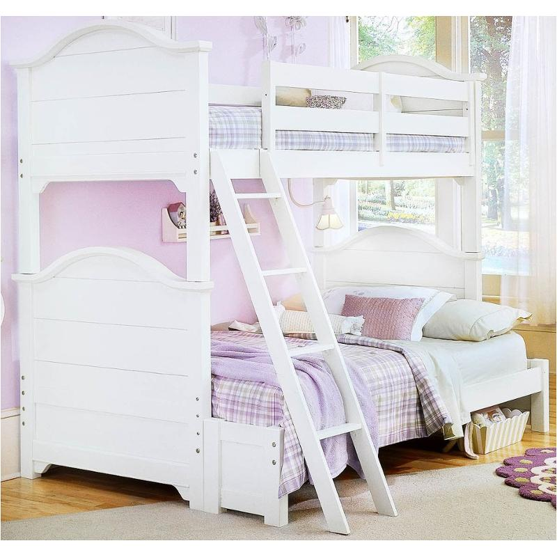 Bb24 333a Vaughan Bassett Furniture Bunk Bed Snow White