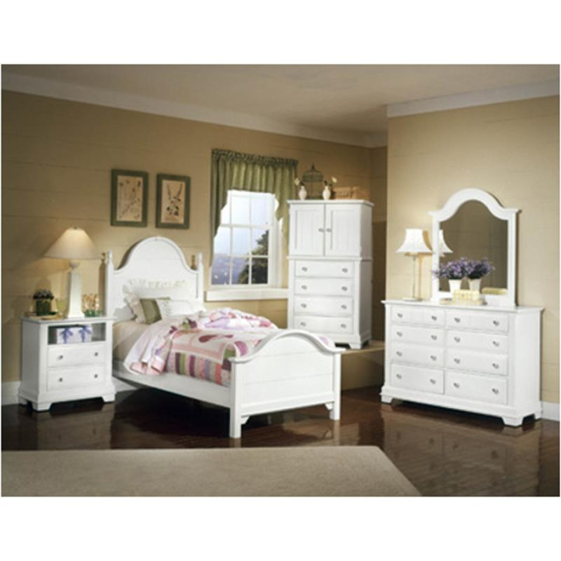 Charmant Bb24 338 Vaughan Bassett Furniture Cottage   Snow White Kids Room Bed