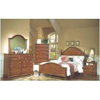 Cottage - Cherry Bedroom Set Vaughan Bassett Furniture