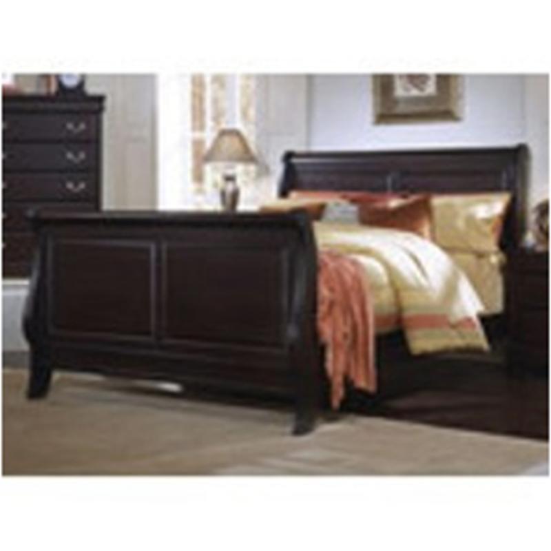Vaughan Bassett Louis Collection: Bb23-553a Vaughan Bassett Furniture Queen Sleigh Bed