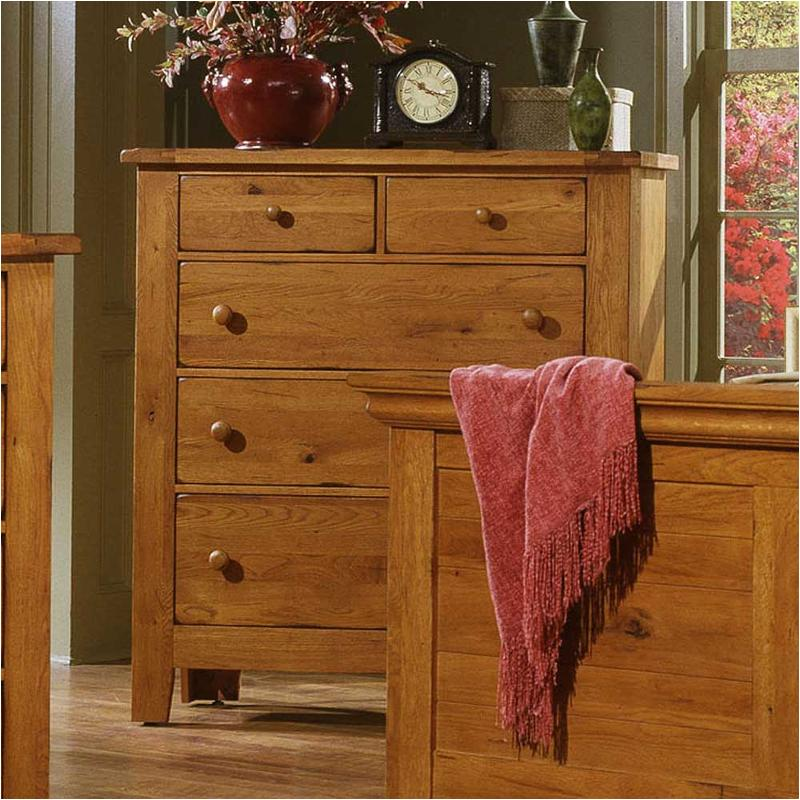 Bassett Bedroom Sets: 960-115 Vaughan Bassett Furniture Housekeepers Chest