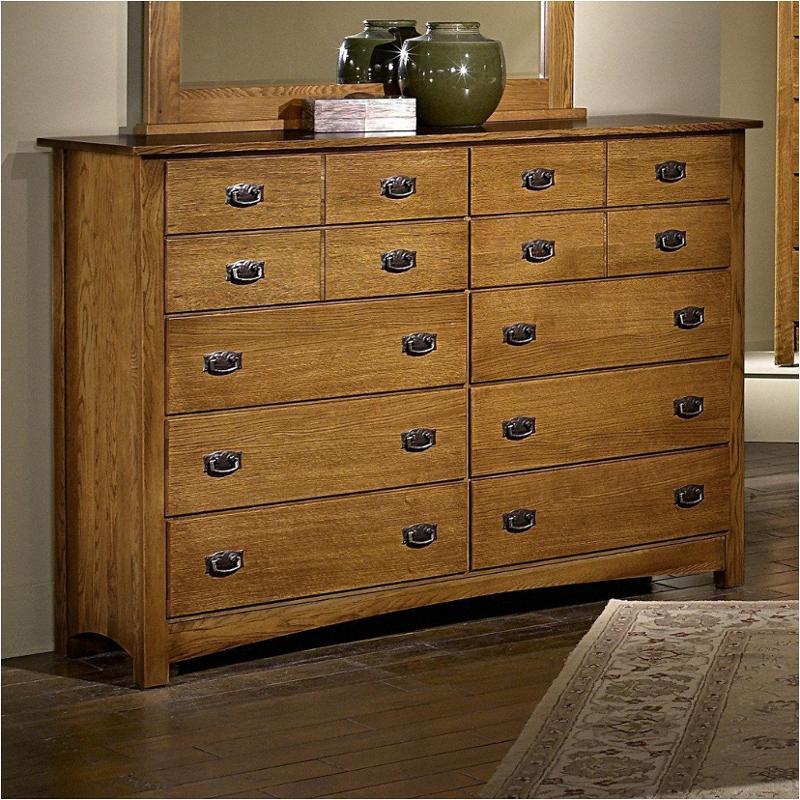 322 002 Vaughan Bassett Furniture Simply Arts And Crafts   Light Oak  Bedroom Dresser. 322 002 Vaughan Bassett Furniture Dresser