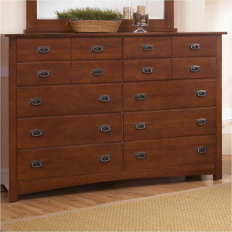 330-002 Vaughan Bassett Furniture Dresser