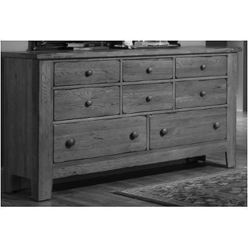 962 002 vaughan bassett furniture keepsake dresser antique black for Antique black bedroom furniture