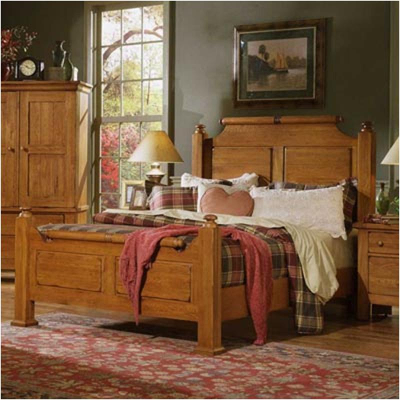 Bassett Bedroom Furniture The Wakefield Panel Bed By Bassett Furniture Captures The True Spirit