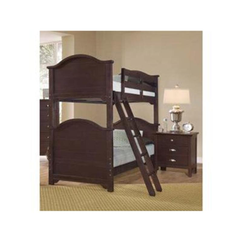 Bb8 333a Vaughan Bassett Furniture Bunk Bed Merlot