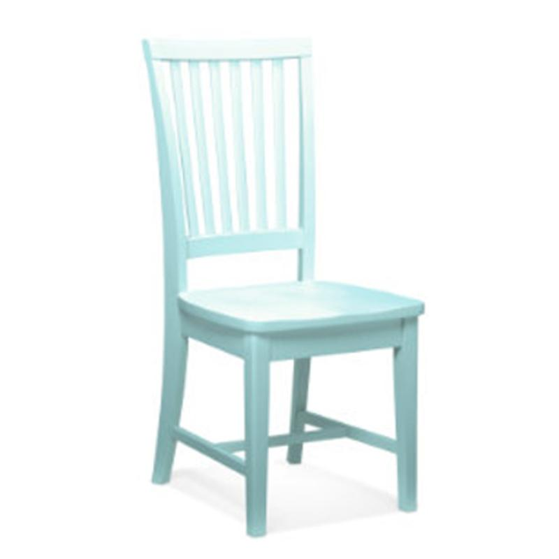 805 006 Vaughan Bassett Furniture Cottage Colours   Robins Egg Blue Home  Office Office Chair