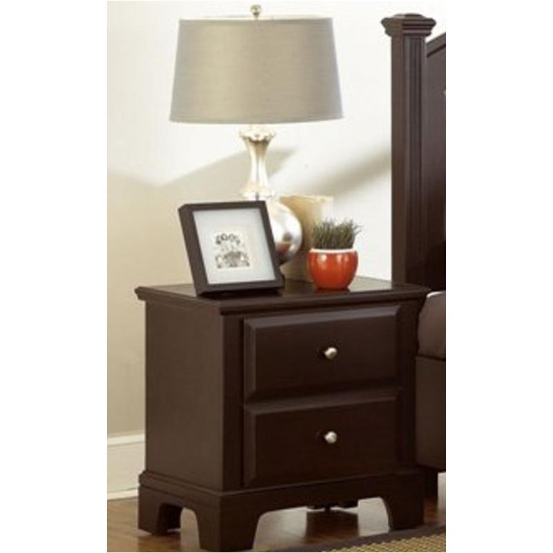 Bb4-224 Vaughan Bassett Furniture Nightstand