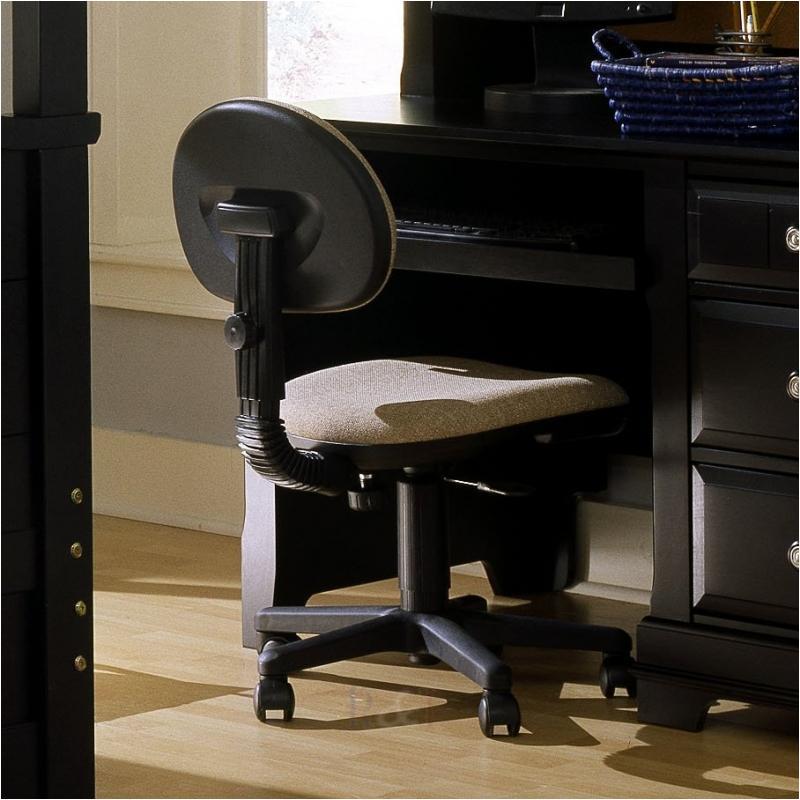 Bassett Furniture Headquarters: Bb16-007 Vaughan Bassett Furniture Desk Chair