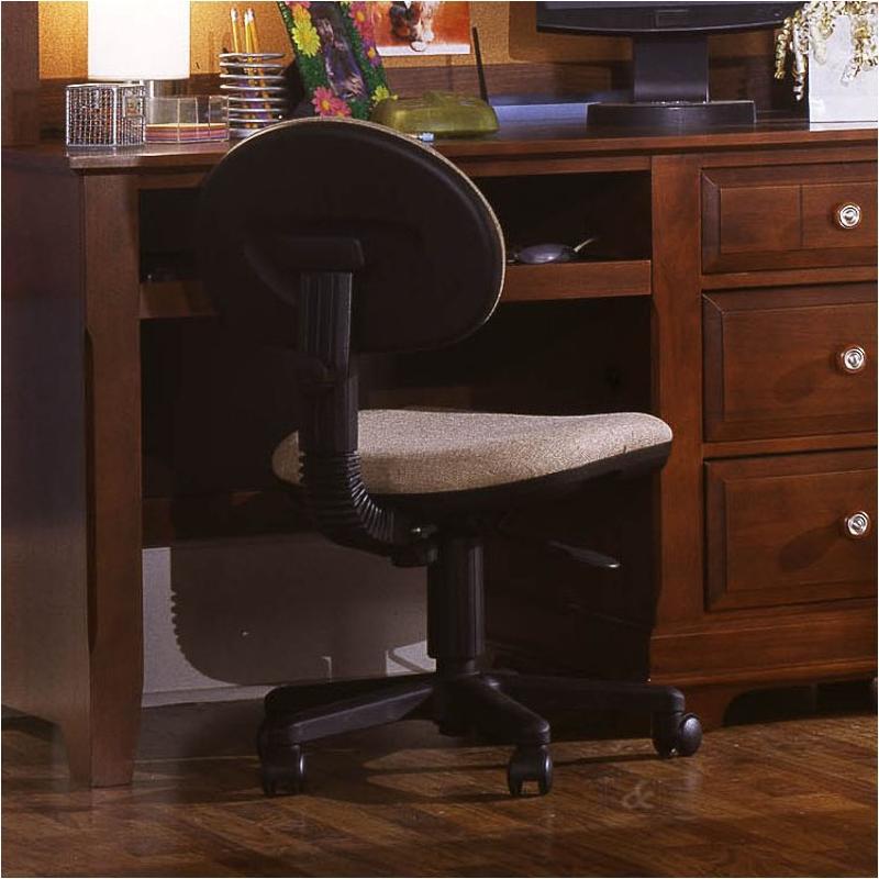 Bassett Furniture Online: Bb19-007 Vaughan Bassett Furniture Desk Chair
