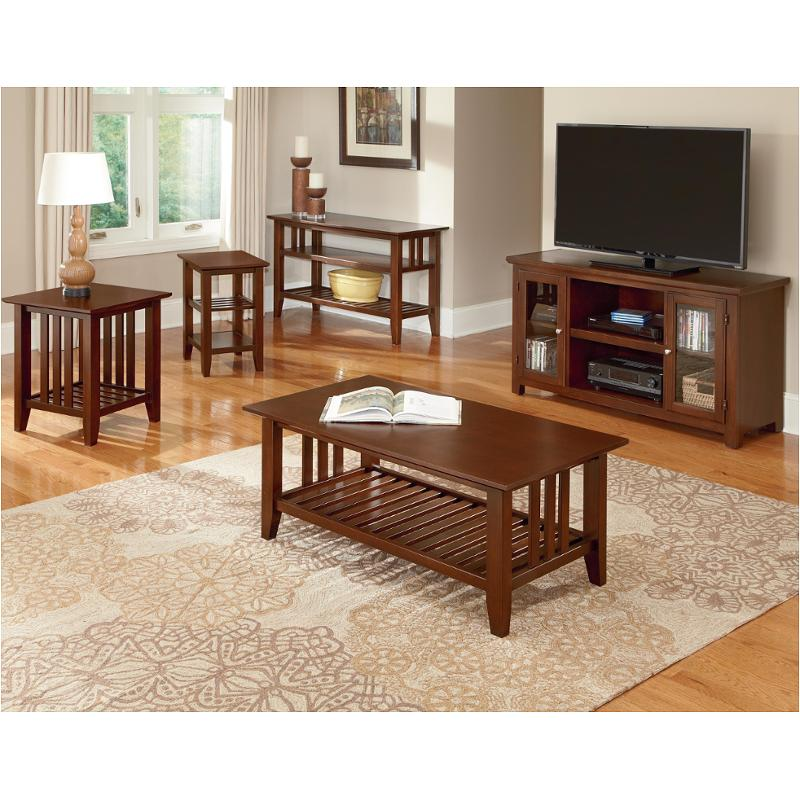 cherry furniture living room 110 011 vaughan bassett furniture cocktail table cherry 13749