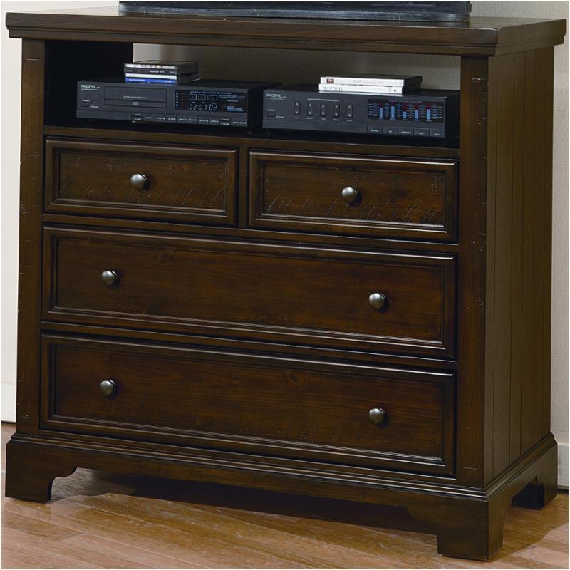 810-114 Vaughan Bassett Furniture Media Chest
