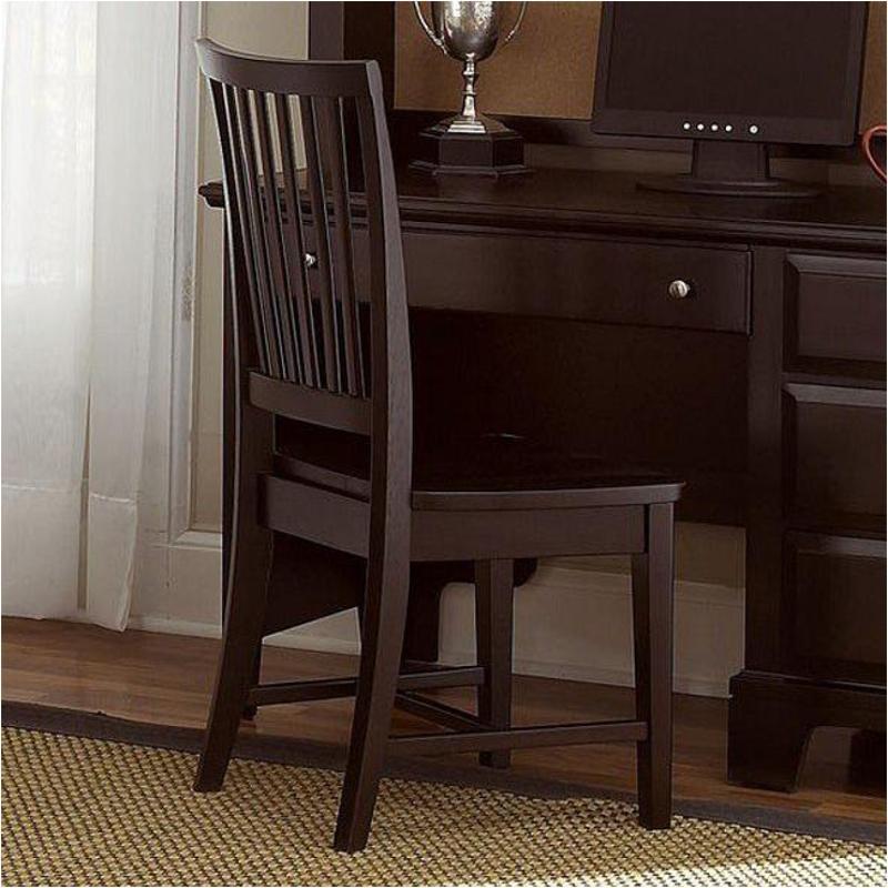 Bassett Furniture Headquarters: Bb4-007 Vaughan Bassett Furniture Wood Desk Chair