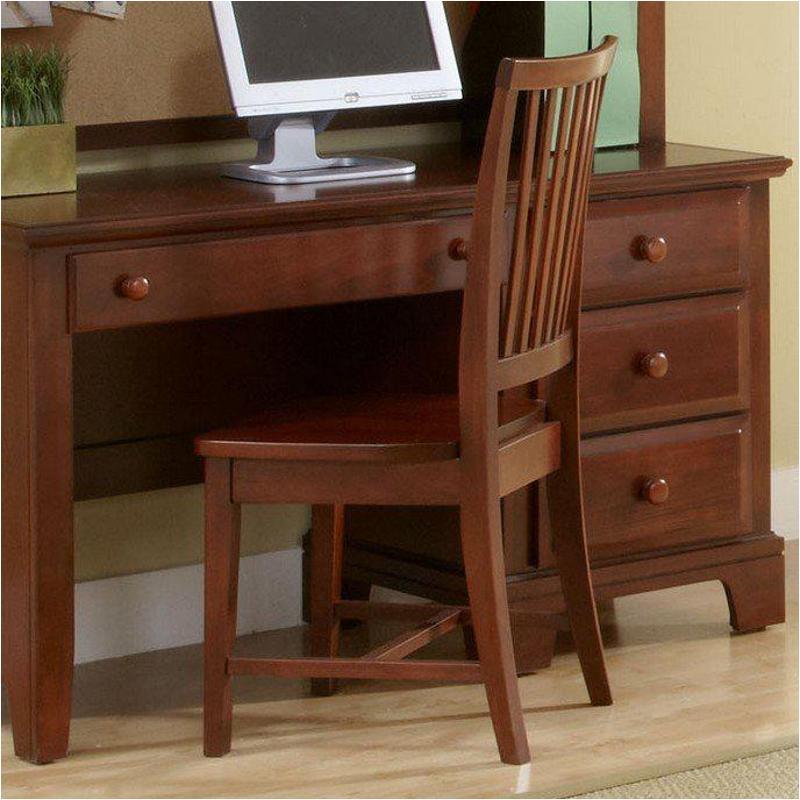 Bassett Furniture Headquarters: Bb5-007 Vaughan Bassett Furniture Wood Desk Chair
