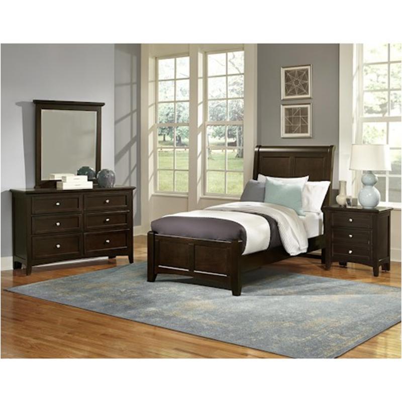Delicieux Bb27 338 Vaughan Bassett Furniture Bonanza   Merlot Kids Room Bed