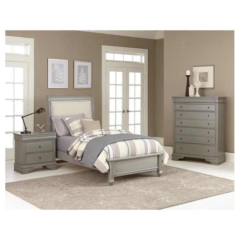 381 222 Vaughan Bassett Furniture French Market Zinc Bed