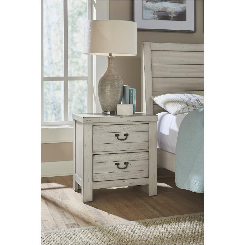704 226 Vaughan Bassett Furniture 2 Drawers Nightstand
