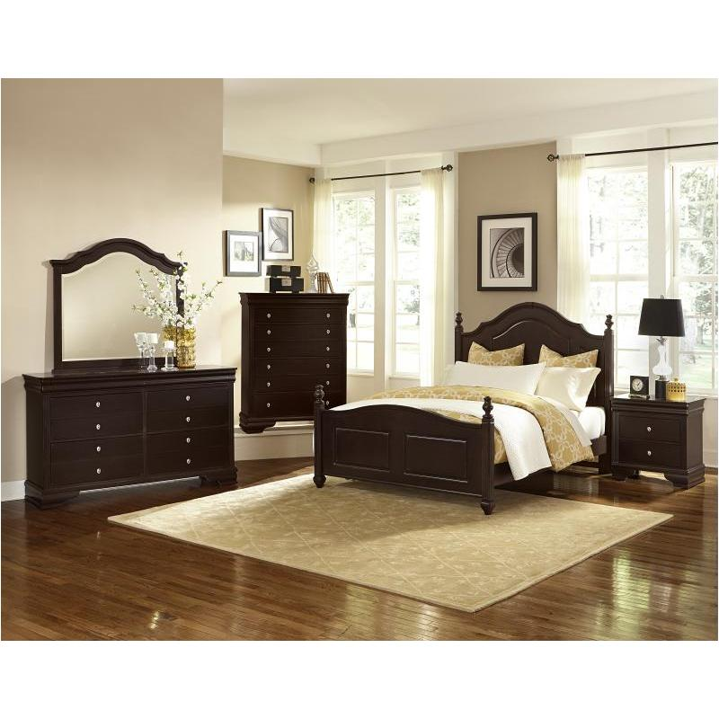 Bassett Bedroom Sets: 380-558 Vaughan Bassett Furniture French Market