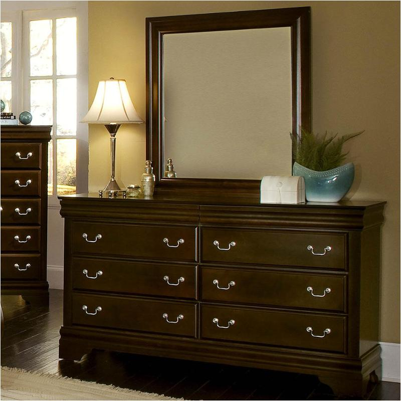 Bassett Coupon: Bb23-002 Vaughan Bassett Furniture Dresser