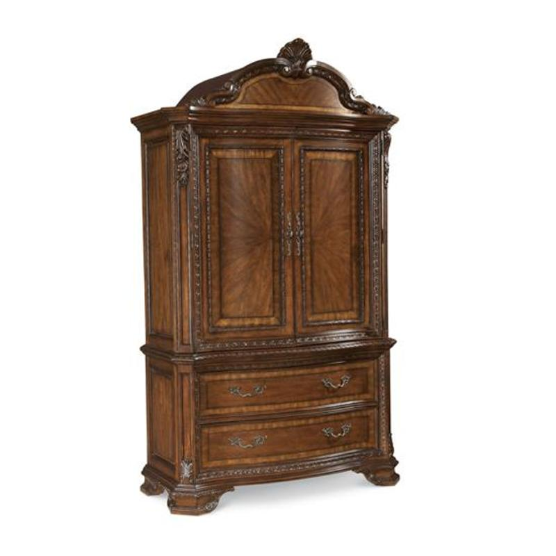 Old World Bedroom Furniture: 143161-2606 A R T Furniture Old World Bedroom Armoire
