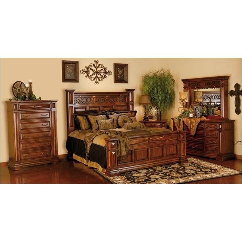 144135 2624hb A R T Furniture Marbella Bedroom Bed