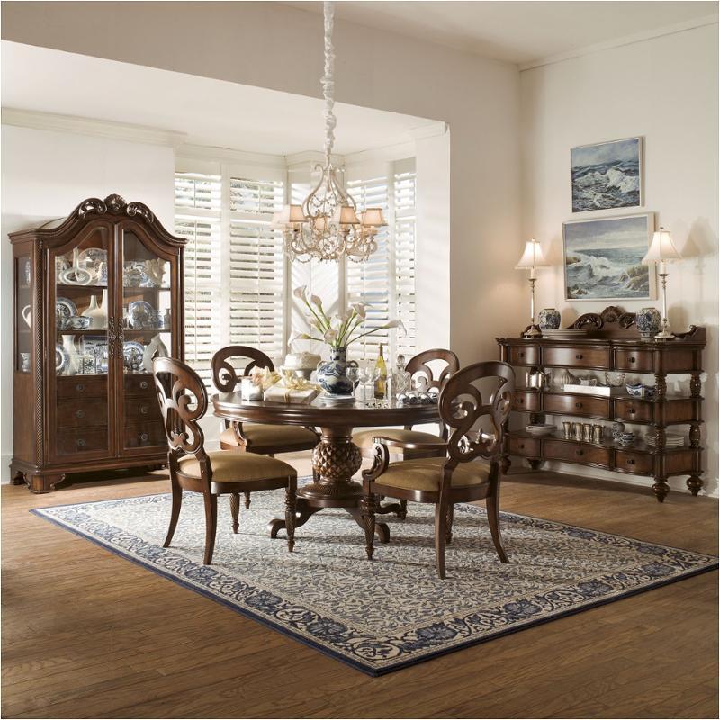 4848tp A R T Furniture British Heritage Round Dining Table Gorgeous Heritage Dining Room Furniture Decoration