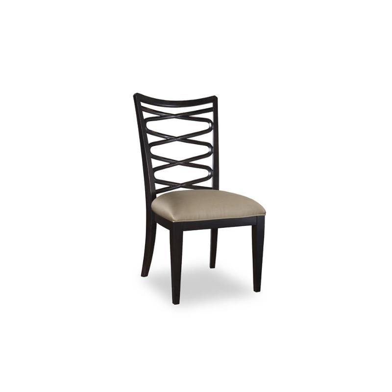 Excellent 208210 1815 A R T Furniture Cosmopolitan Ribbon Back Side Chair Short Links Chair Design For Home Short Linksinfo