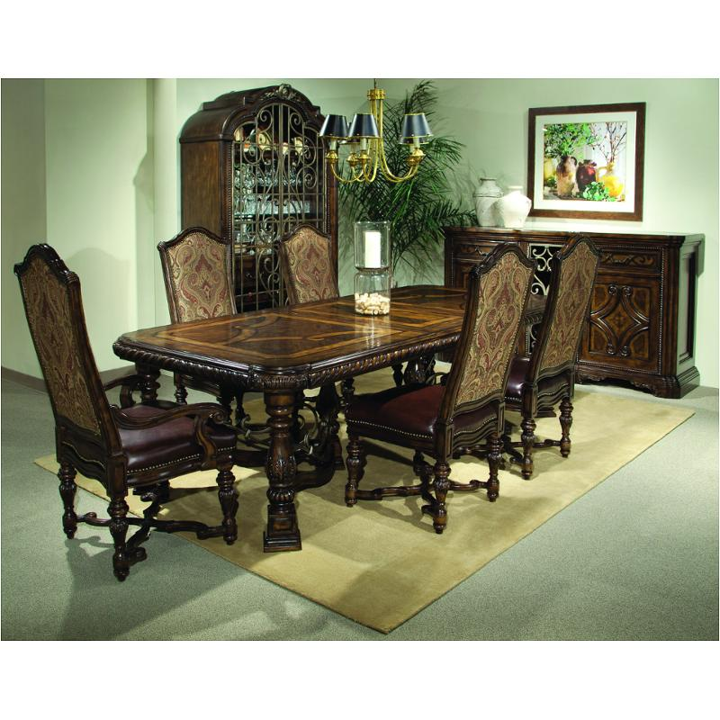 209221-2304tp A R T Furniture Valencia Trestle Dining Table