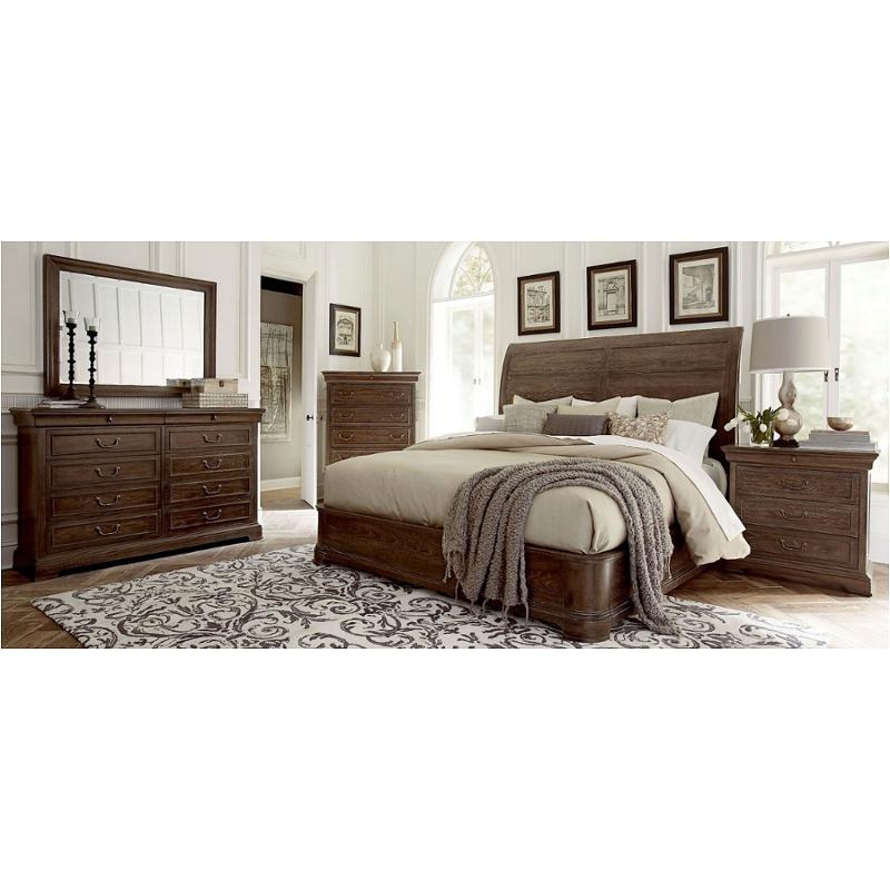 215145-1513hb A R T Furniture St. Germain Queen Platform Sleigh Bed