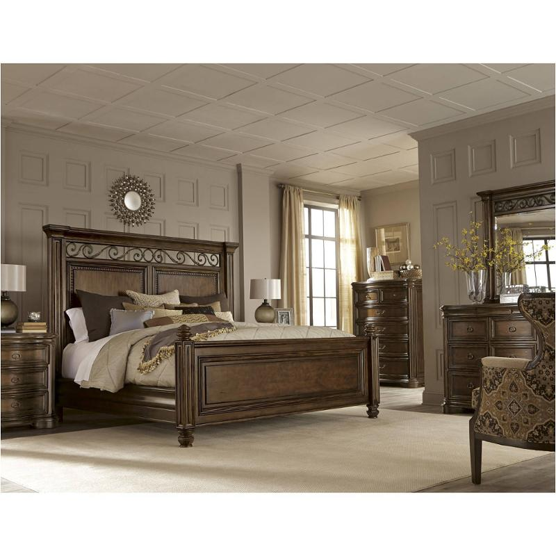 225126 2107hb Ck A R T Furniture La Viera Bedroom Bed