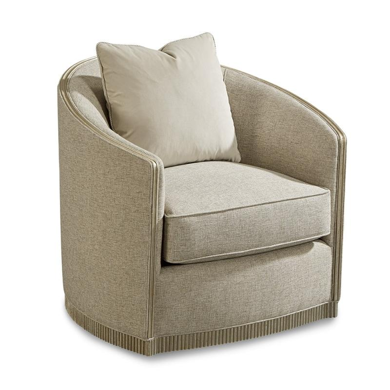 518516-5027aa A R T Furniture Morrissey Living Room Swivel Chair