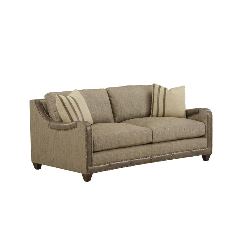 547522-5012aa A R T Furniture American Chapter Dover Sage 72 Inch Studio  Sofa