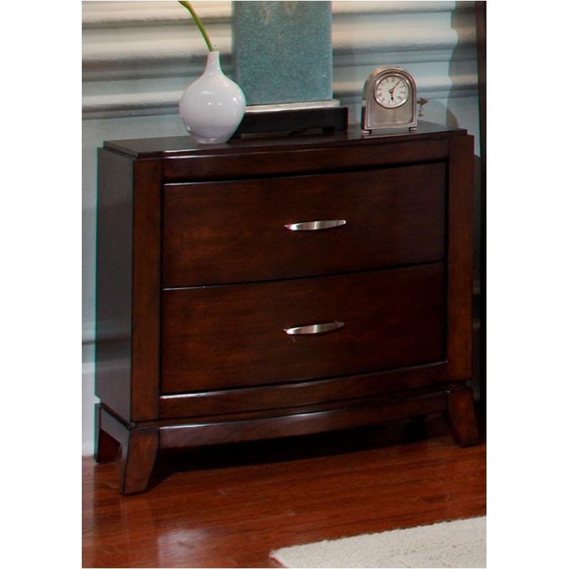505 Br61 Liberty Furniture Avalon Bedroom Nightstand Night Stand