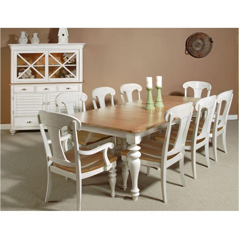 303 T4494 Liberty Furniture Ocean Isle Dining Room Dining Table
