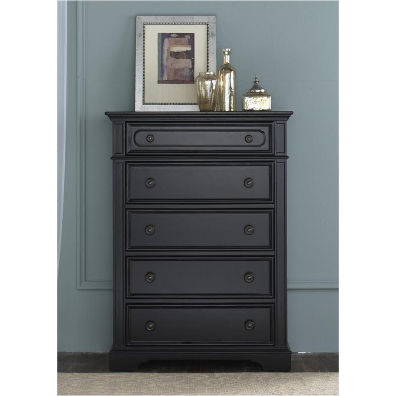 917 Br41 Liberty Furniture Carrington Ii 5 Drawer Chest