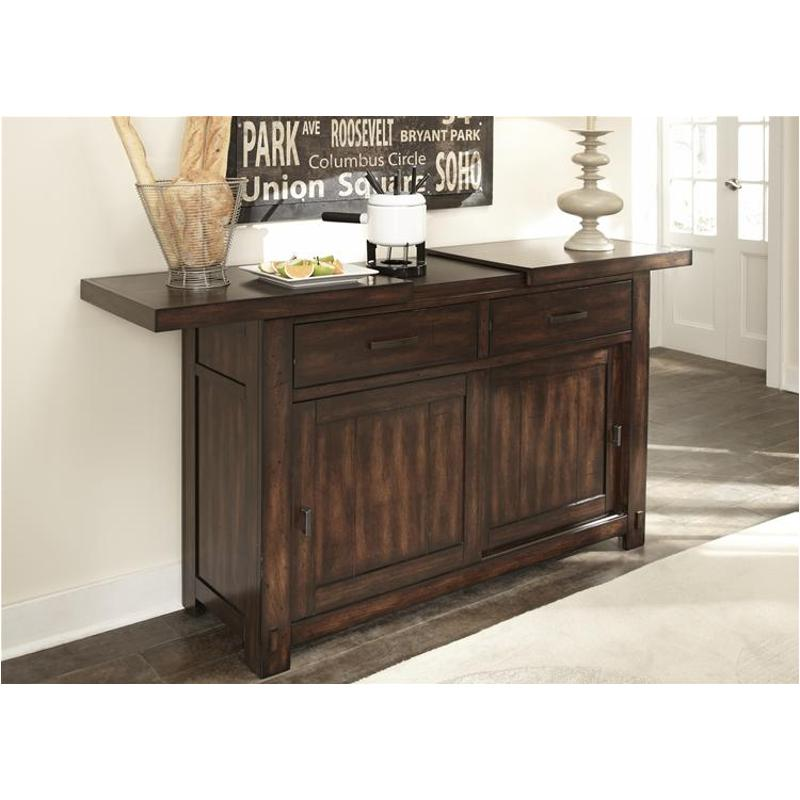 555 Sr5436 Liberty Furniture Tahoe Dining Room Server