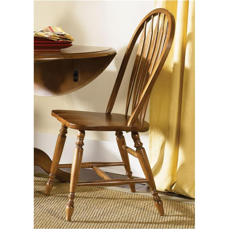 Liberty Furniture Low Country Sand Dining Bench At Hayneedle: 76-c1000s Liberty Furniture Windsor Back Side Chair