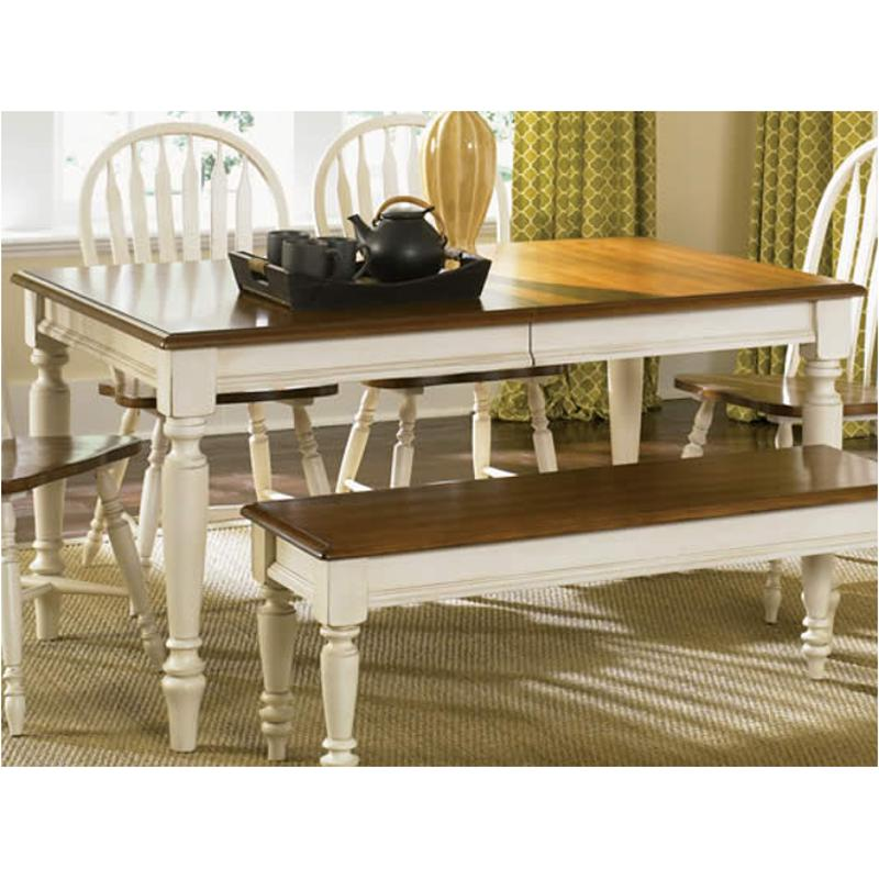 Liberty Furniture Low Country Sand Dining Bench At Hayneedle: 79-t3876 Liberty Furniture Low Country