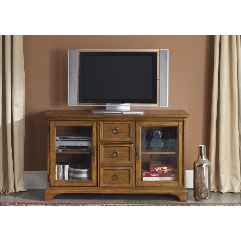 451 Tv54 Liberty Furniture Beacon Oak Home Entertainment Tv Console