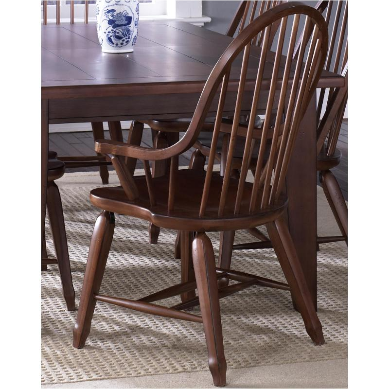 77 C6051 Liberty Furniture Treasures Cherry Dining Room Chair