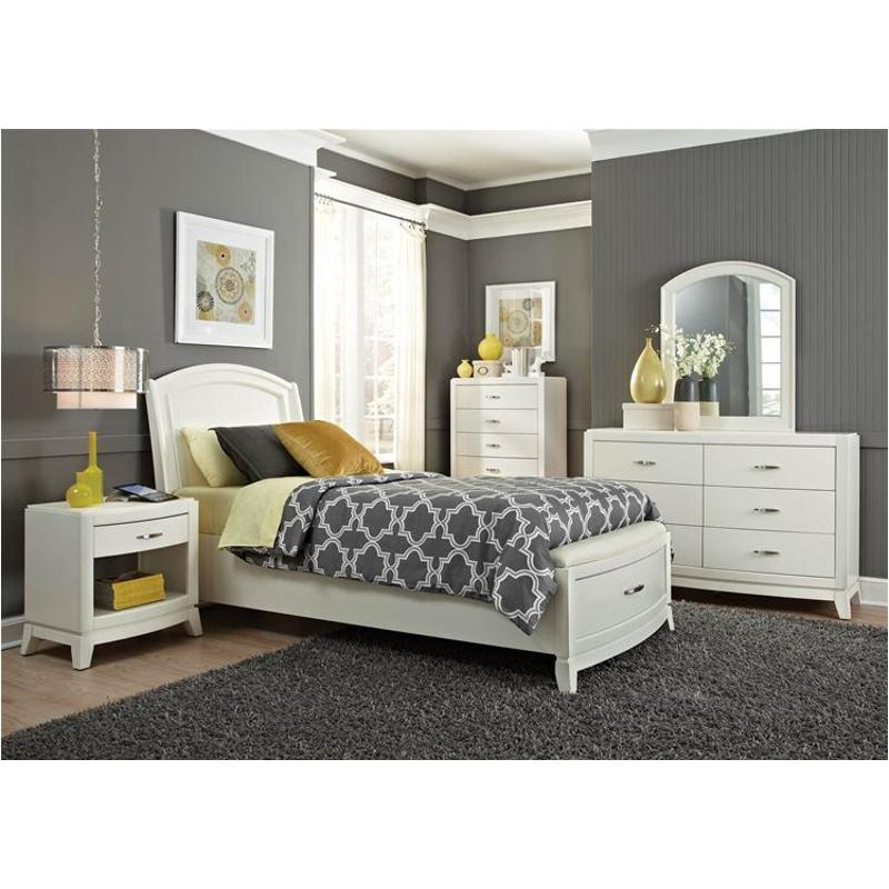 205 Br09hl St Liberty Furniture Twin Leather Storage Bed