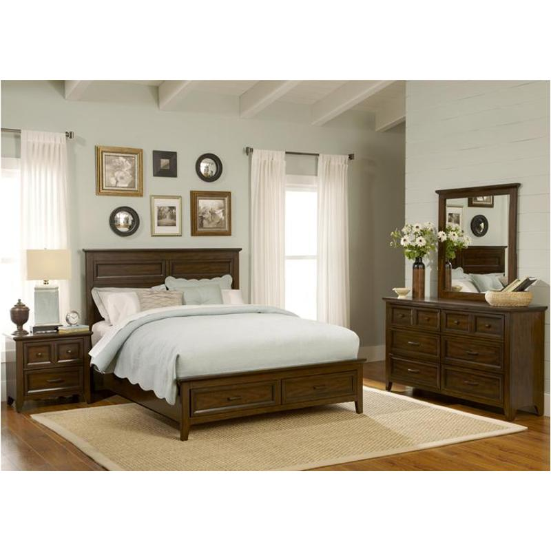 461 Br13 Liberty Furniture Laurel Creek Bedroom Bed