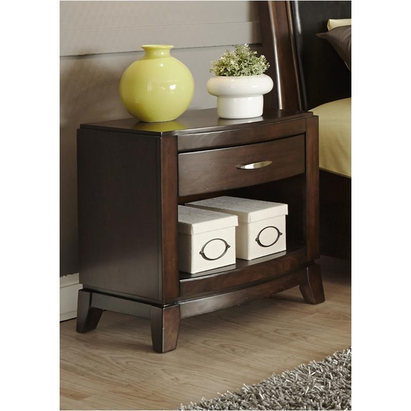 505 Br60 Liberty Furniture Avalon Youth Kids Room Nightstand