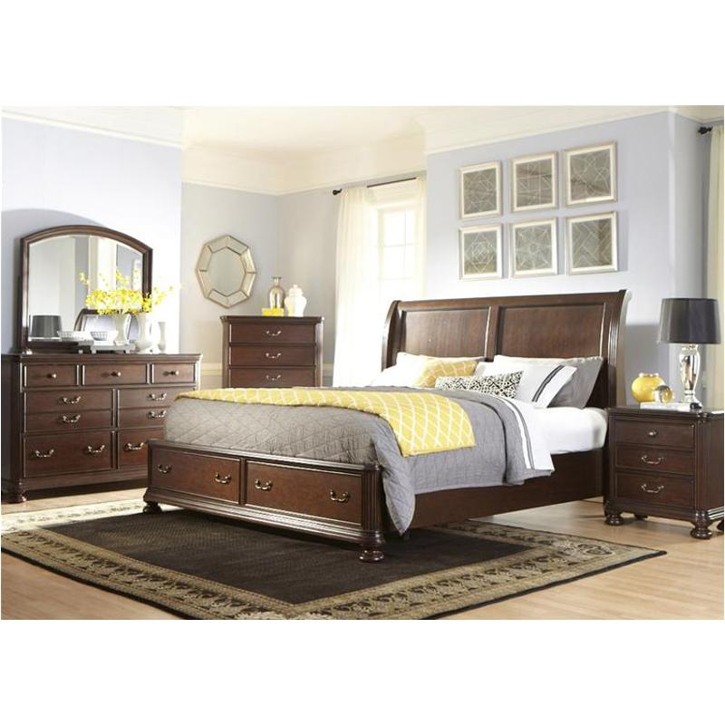 888 br22h st liberty furniture covington place king for Furniture 888